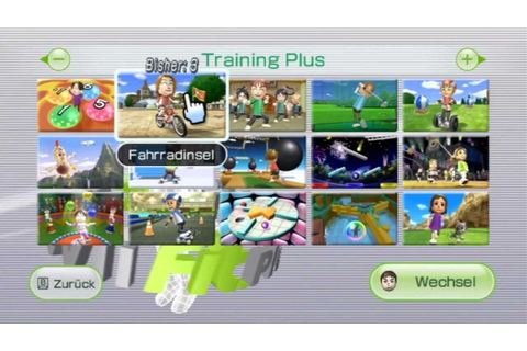 Wii Fit Plus - *EverWii-One* (German) - YouTube