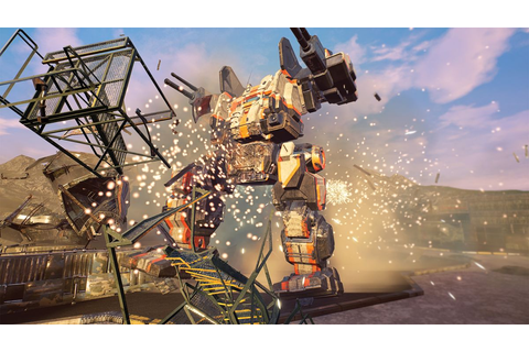 Despite weak AI, MechWarrior 5 is shaping up to be the ...