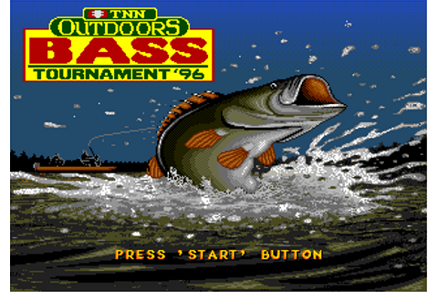 Download TNN Outdoors Bass Tournament '96 - My Abandonware