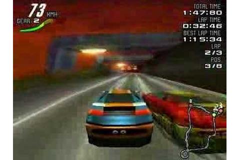 "Motorhead - Race at ""Redrock"" (PC game) - YouTube"