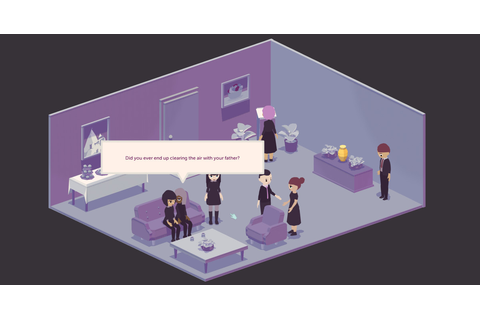 A Mortician's Tale: a game that will make you look at ...