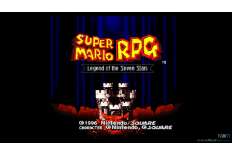 Super Mario RPG: Legend of the Seven Stars - Game ...