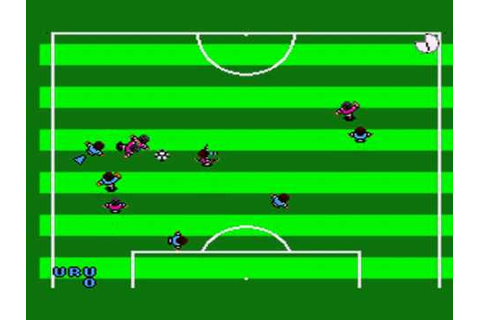 WORLD CUP ITALIA '90 MASTER SYSTEM - YouTube