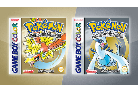 Pokemon Gold and Silver to release on 3DS Virtual Console ...