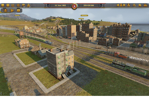 Two New Screens for Railroad Empire Released