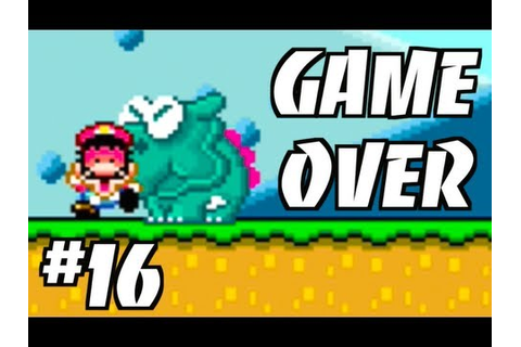 Super Mario World: LET'S PLAY #16 - GAME OVER!!! Gameplay ...