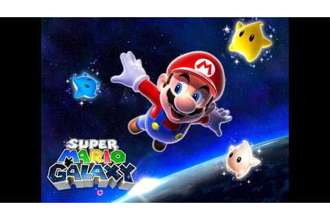 Super Mario Galaxy (Wii) Review - YouTube