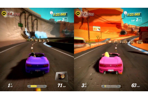 We Play Joy Ride Turbo - Xbox 360 - 100HP Tuner Skirmish ...