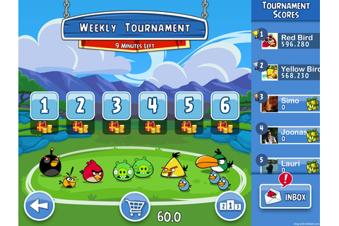 Rovio's social-based Angry Birds Friends game officially ...
