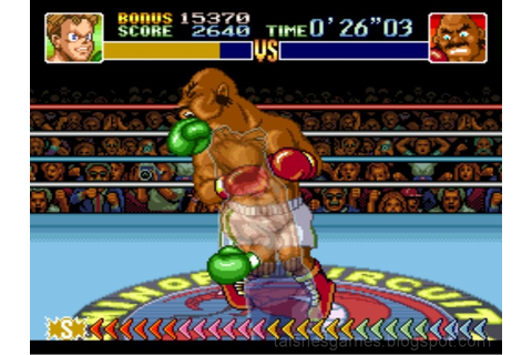 Classic Game: Super Punch-Out!!