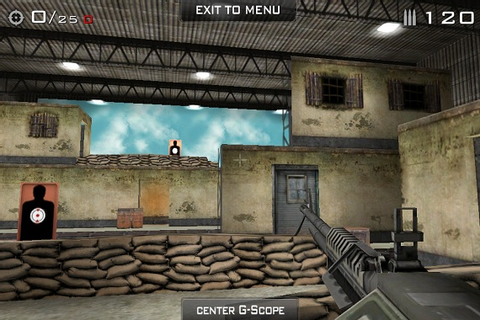 Ngmoco Gun Range Game App for iPhone 4 - The Truth About Guns