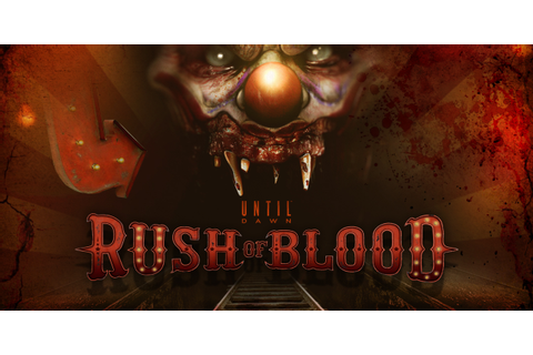 PS Plus Pick - Until Dawn : Rush of Blood | Game Hype