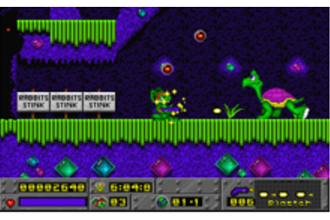 Jazz Jackrabbit (1994 video game) - Wikipedia