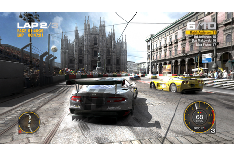 Race Driver: GRID taken offline on PC, PS3 | GameWatcher