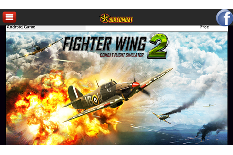 Air Combat Games for Android