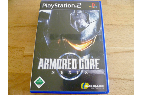 Armored Core Nexus - PlayStation 2 PS2 - Playstation 2