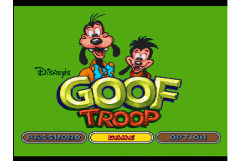 Analisando Games: Goof Troop