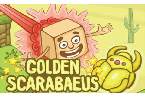 Golden Scarabaeus - Game - Play Online For Free - Download
