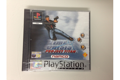 Playstation 1 game: Time Crisis Project Titan - Catawiki