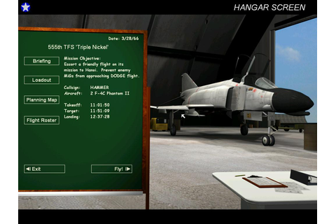Wings over Vietnam Download (2004 Simulation Game)