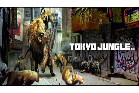 Tokyo Jungle (Video Game Review) - BioGamer Girl