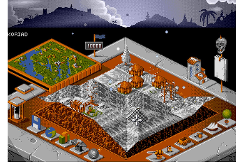 Indie Retro News: Genesia - If you loved Populous or ...