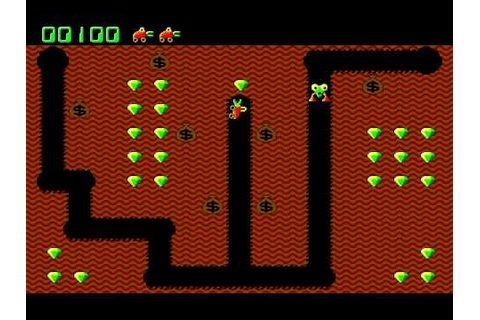 Digger (1983 game) - YouTube