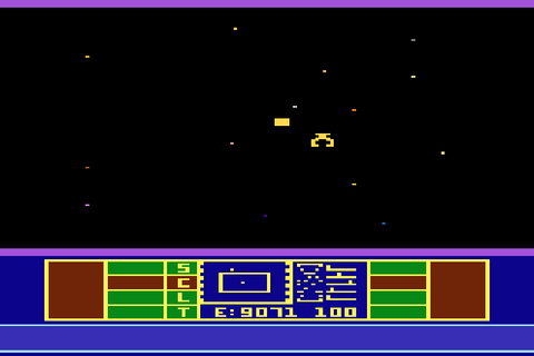 My Top Five first-person space simulators/shooters - Atari ...