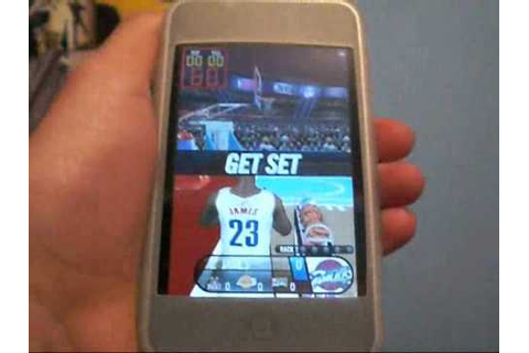Flick NBA Basketball App Review for iPod Touch and iPhone ...