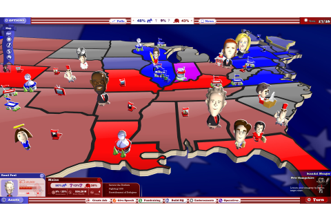The Political Machine 2016 Full Download - Free PC Games Den