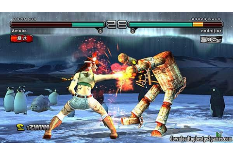 Tekken 5 Dark Resurrection PS3 ISO Download full +DLC ...