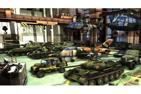 Wargame: Red Dragon - Download Free Full Games | Strategy ...