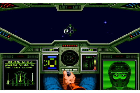 Download Wing Commander vehicle simulation for DOS (1990 ...
