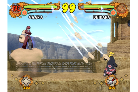 download game Naruto Shippuden - Ultimate Ninja 4 PS2 ...