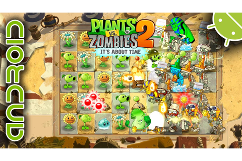Plants vs. Zombies 2: It's About Time | NVIDIA SHIELD ...