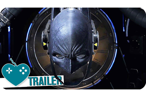 BATMAN ARKHAM VR Gamescom 2016 Trailer (2016) PlayStation ...