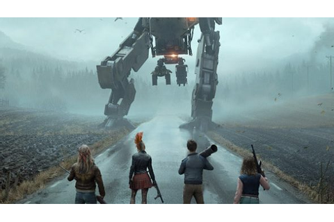 Generation Zero is a co-op shooter by the Just Cause devs ...