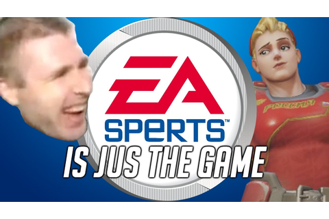Overwatch - EA Sperts: Is Jus the Game - YouTube