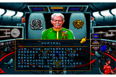 Star Trek - 25th Anniversary | Old DOS Games | Download ...