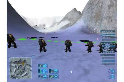 Ground Control: Dark Conspiracy (2000 - Windows). Ссылки ...
