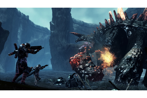 Free Download Game Lost Planet 2 (2010/PC/Eng/ISO) - Full ...