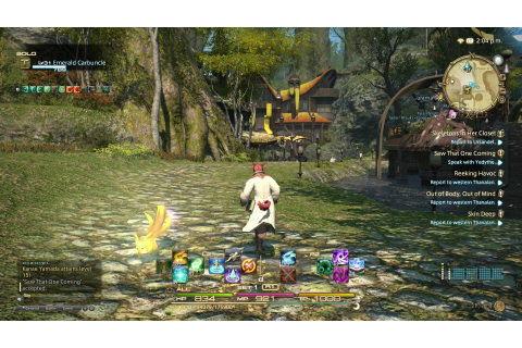 Unlimited Trial Available For Final Fantasy XIV - The Game ...