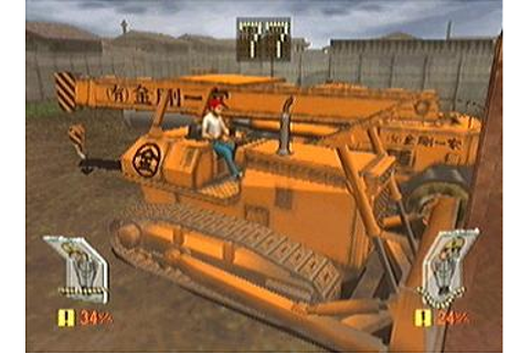 Screens: BCV: Battle Construction Vehicles - PS2 (3 of 26)
