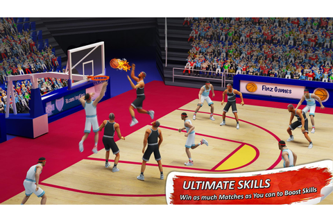 Basketball Games Players | GamesWorld