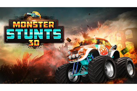 3D MONSTER STUNTS - Android Apps on Google Play
