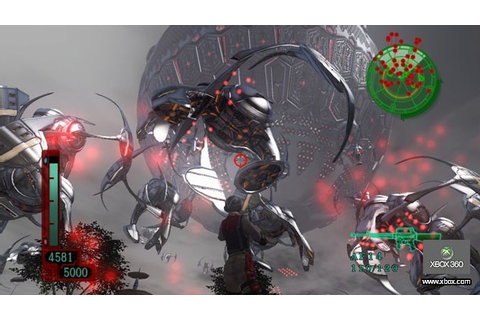 Earth Defense Force 3 en images