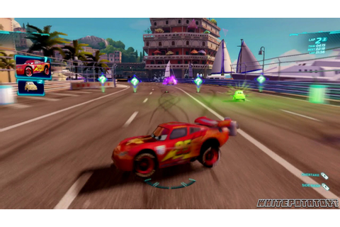 Cars 2: The Video Game | Lightning McQueen - Casino Tour ...