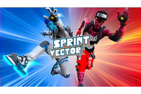 Sprint Vector Game Review: A Fun VR Sprint Racing Game!