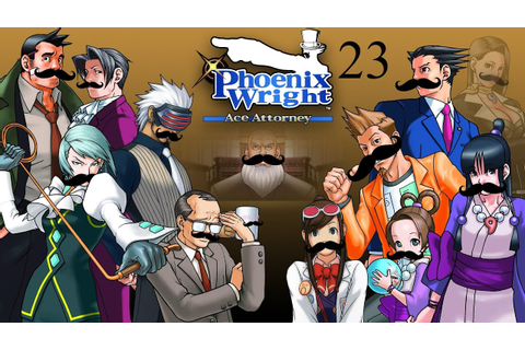 Part 23 - (Blind) Phoenix Wright: Ace Attorney: Trials and ...