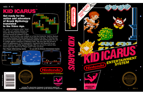 Kid Icarus Nes | www.imgkid.com - The Image Kid Has It!